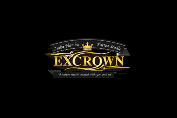 大阪 難波 tattoo studio EXCROWN